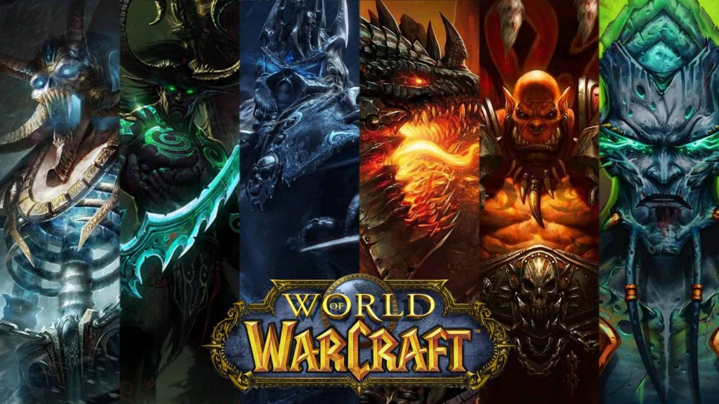 Top 10 Most Played MMORPGs of 2021| Best MMORPGs to play - World of Warcraft