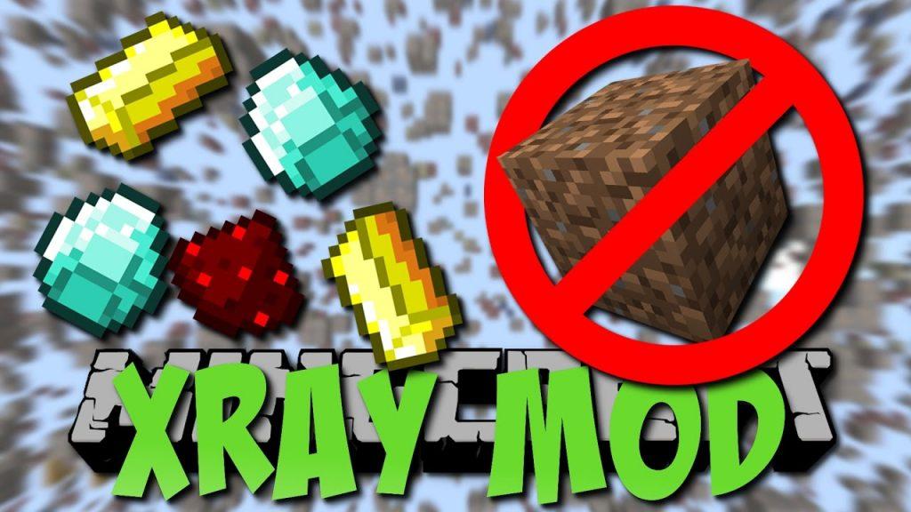 XRay Mod 1.17 | 1.16.5 | 1.15.2 - Mod Minecraft download -  logo