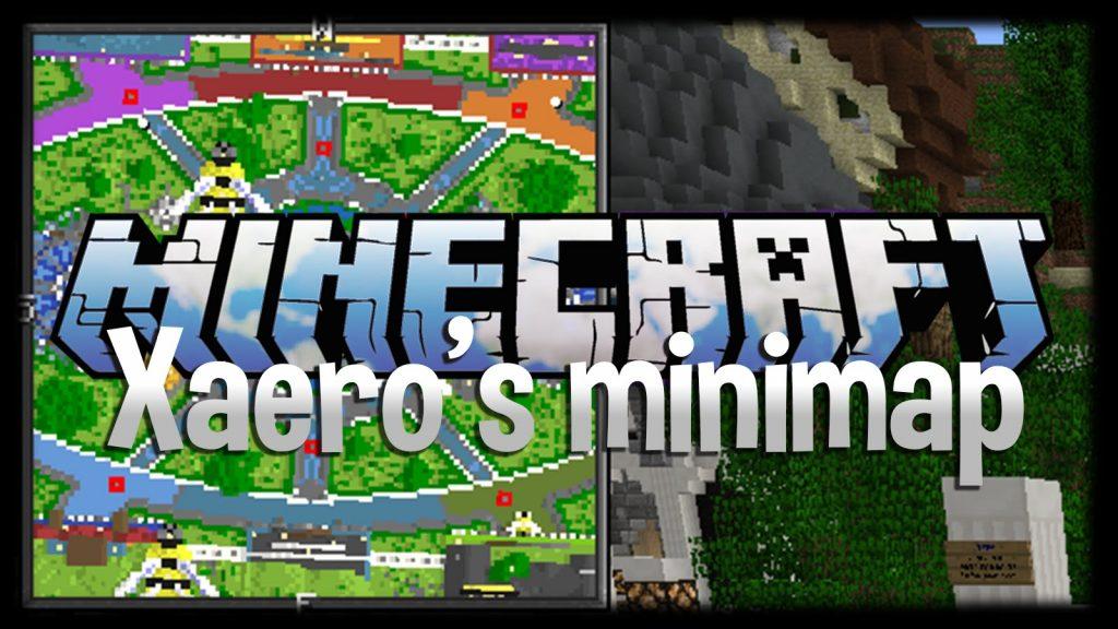 Xaero's Minimap Mod 1.16.5 | 1.15.2 - Mod Minecraft download - Logo