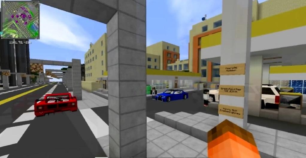 Xaero's Minimap Mod 1.16.5 | 1.15.2 - Mod Minecraft download - Screenshot 2