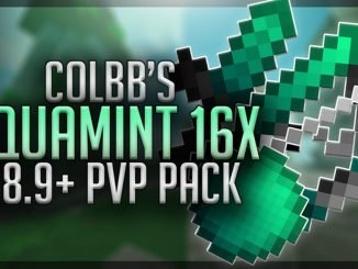 aqua mint pvp resource packs 1 8 9 minecraft pvp texture packs
