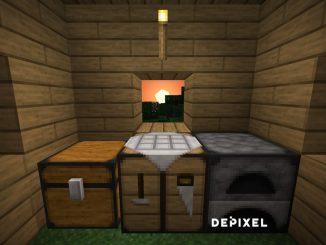 depixel bedrock texture packs