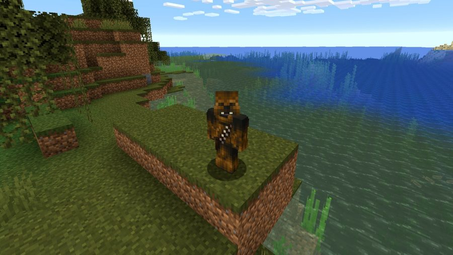 chewbacca - Top 20 best character skins for Minecraft | Download Popular Minecraft skin