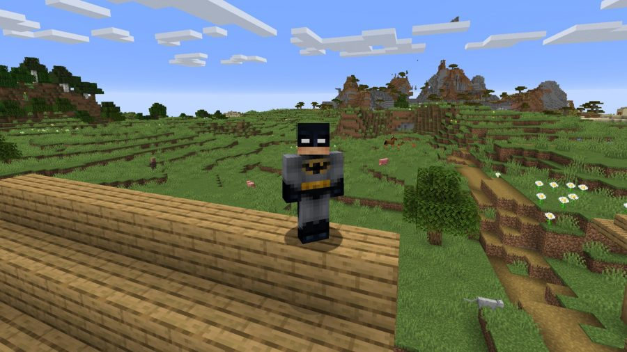 batman - Top 20 best character skins for Minecraft | Download Popular Minecraft skin