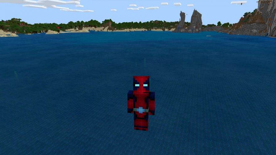 Deadpool - Top 20 best character skins for Minecraft | Download Popular Minecraft skin