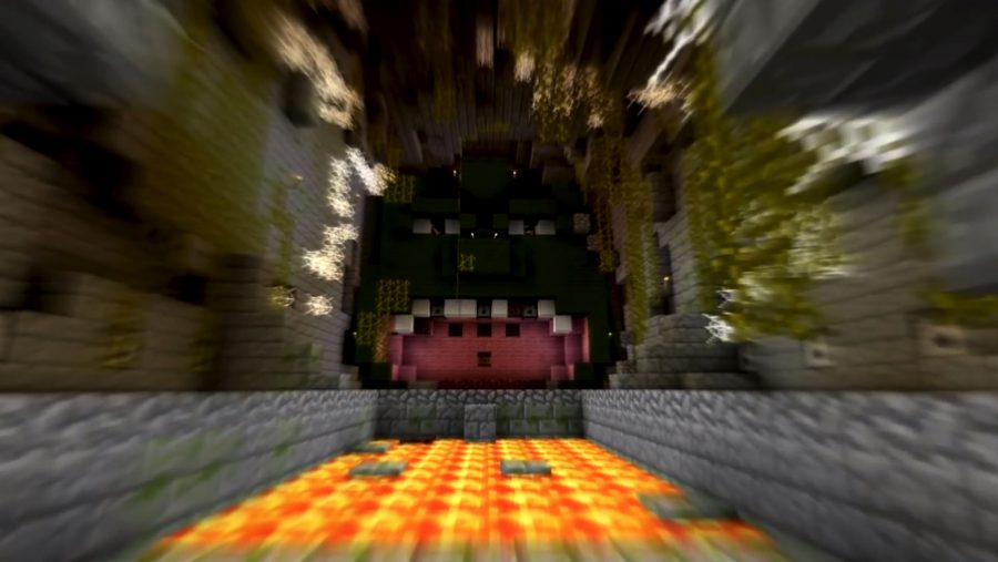 Ruins of the Dead - Top 5 best Horror maps for Minecraft in 2021