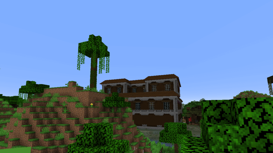 Mega-rare Opportunity - Top 7 Best Java Woodland Mansion Seeds 1.16.5 for Minecraft in 2021