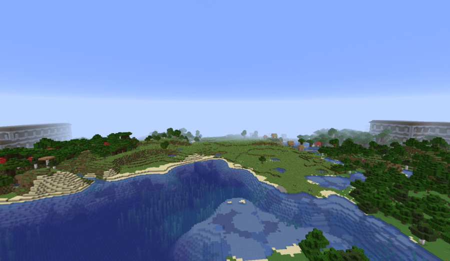 Two Woodland Mansions Near Spawn - Top 7 Best Java Woodland Mansion Seeds 1.16.5 for Minecraft in 2021