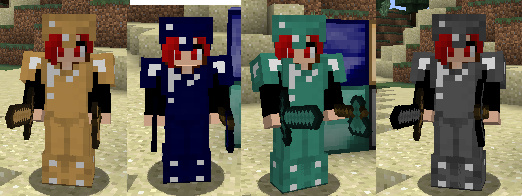 Fusion Mod 1.16.5 | 1.15.2 - Mod Minecraft download - Screenshot 2