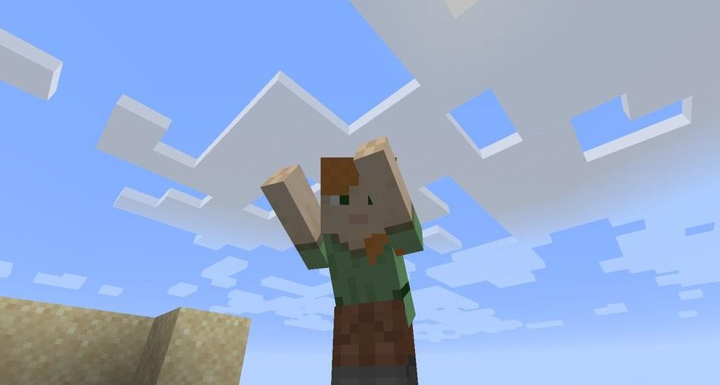 MJs Animations Mod 1.16.5 - Mod Minecraft download - Screenshot 3