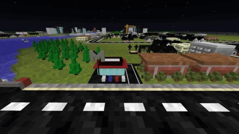 Tilemaster City Park - - 5 Best Minecraft City Resource Packs 1.16.5