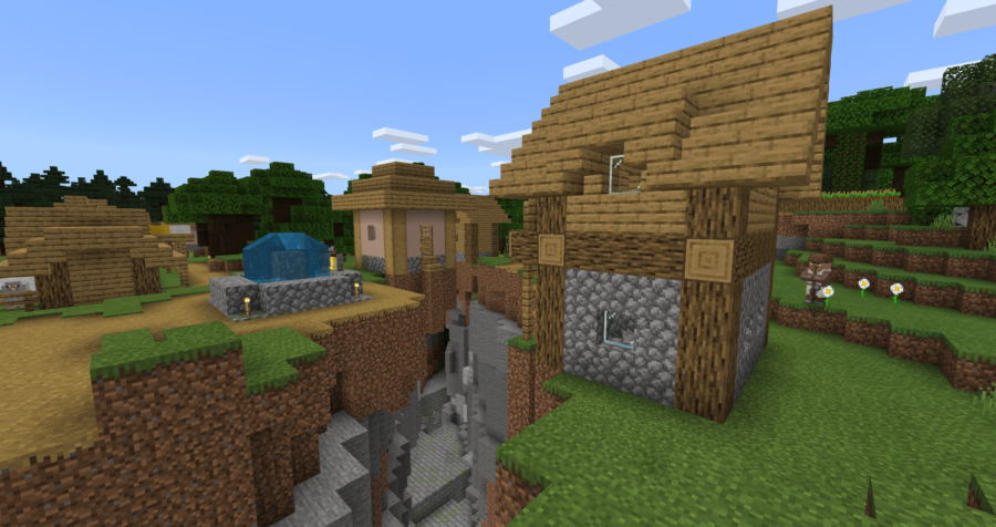 The Twilight Zone - 10 Best Minecraft Seeds 1.16, 1.17 - PS4, Xbox One & All Platforms (2021)