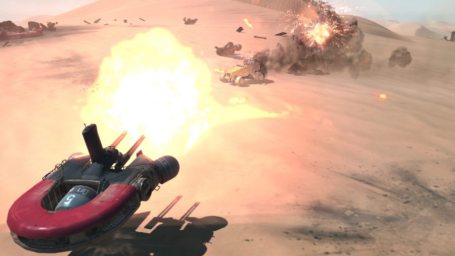 Homeworld: Deserts of Kharak - Top 12 best Real-time strategy Games to play on PC in 2021