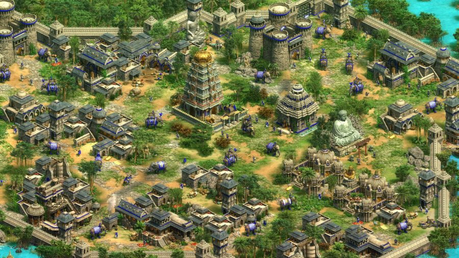 Age of Empires 2 Definitive Edition - Top 12 best Real-time strategy Games to play on PC in 2021