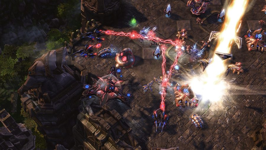 Starcraft 2 - Top 12 best Real-time strategy Games to play on PC in 2021