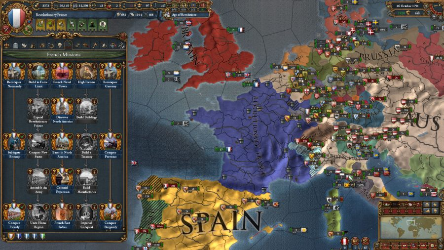 Europa Universalis IV - Top 12 best Real-time strategy Games to play on PC in 2021