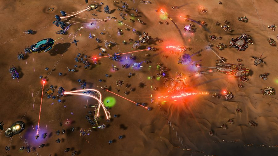 Ashes of the Singularity: Escalation - Top 12 best Real-time strategy Games to play on PC in 2021
