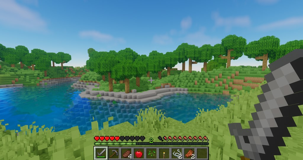 Oceano Shaders for Minecraft 1.16.5 - Screenshot 4