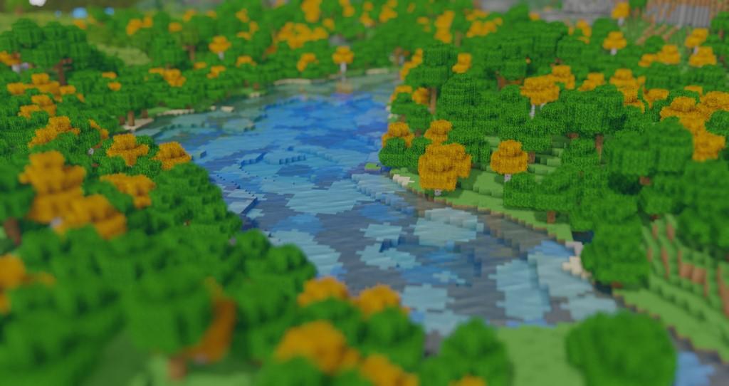 Oceano Shaders for Minecraft 1.16.5 - Screenshot 5