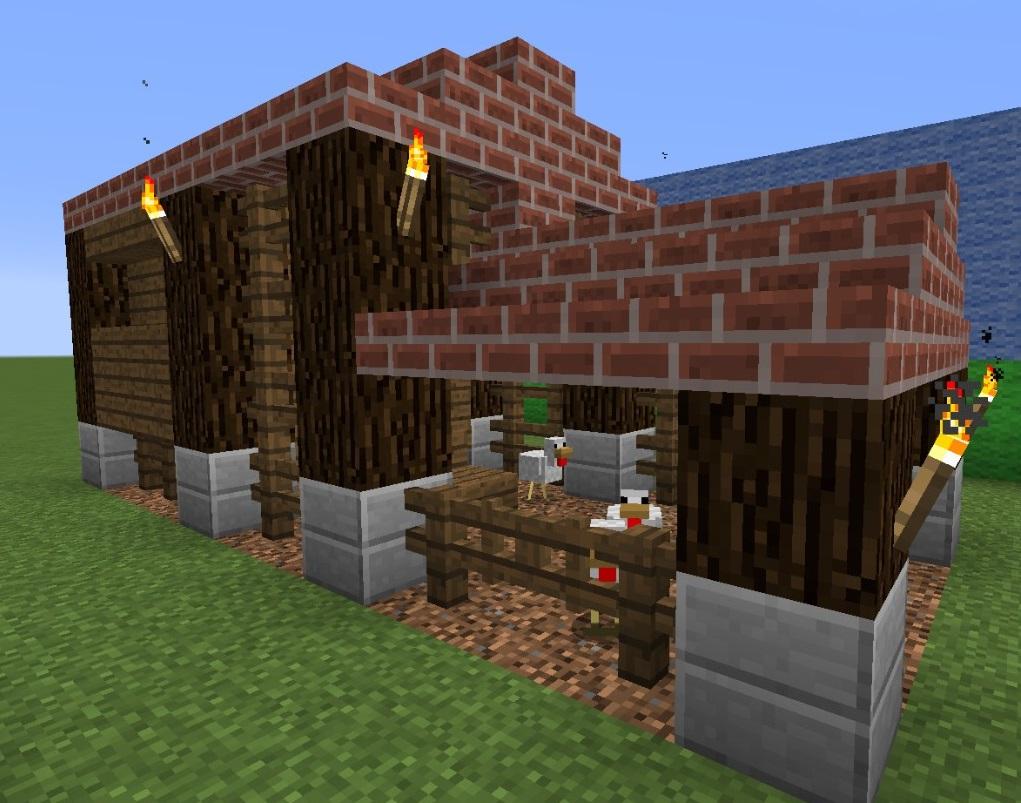 Prefab Mod 1.17 | 1.16.5 | 1.15.2 - Mod Minecraft download - Screenshot 1