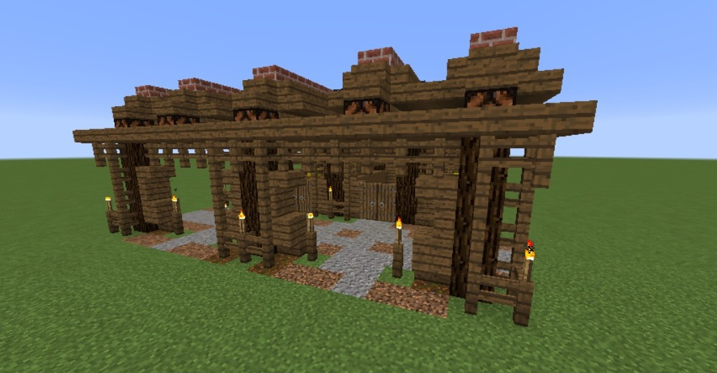 Prefab Mod 1.17 | 1.16.5 | 1.15.2 - Mod Minecraft download - Screenshot 4
