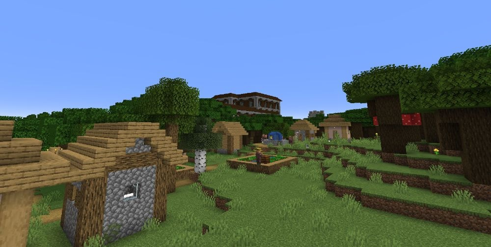 Top 5 Best Java Seeds 1.17 for Minecraft 2021 - The Prestigious Village