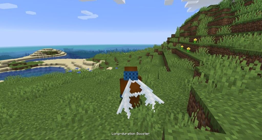 Winged Mod 1.17 | 1.16.5 | 1.15.2  - Screenshot 2