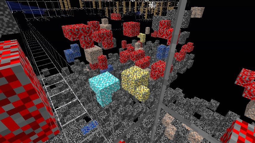X Ray Ultimate Texture Packs 1 17 1 1 16 Minecraft Resource Packs