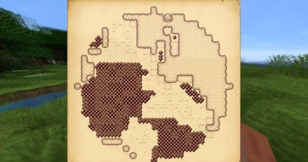 Antique Atlas Mod - Screenshot 5