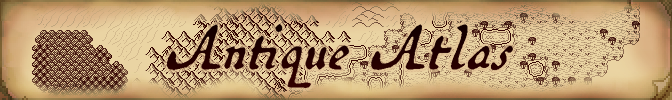 Antique Atlas Mod Logo