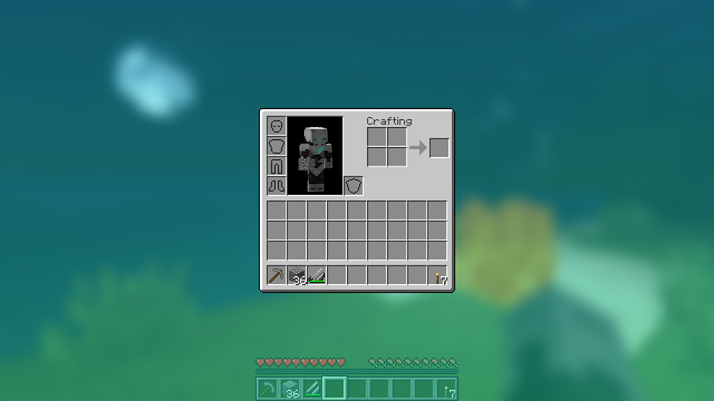 Blur Mod 1.17 | 1.16.5 | 1.15.2 - Minecraft Mod Download - Screenshot 1