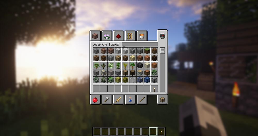 Blur Mod 1.17 | 1.16.5 | 1.15.2 - Minecraft Mod Download - Screenshot 5