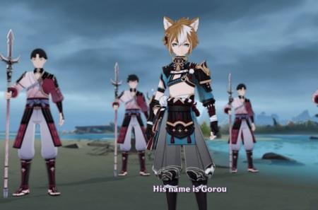 Gorou - Genshin Impact 2.0 Release Date, New Characters, Leaks skin .