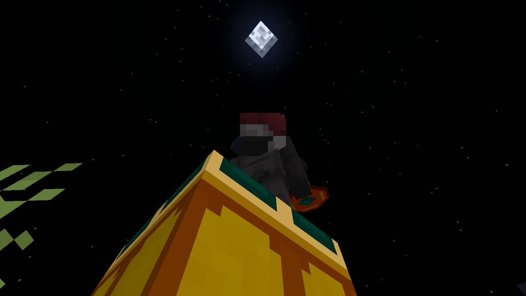 Moon and Space Mod  - Screenshot 1