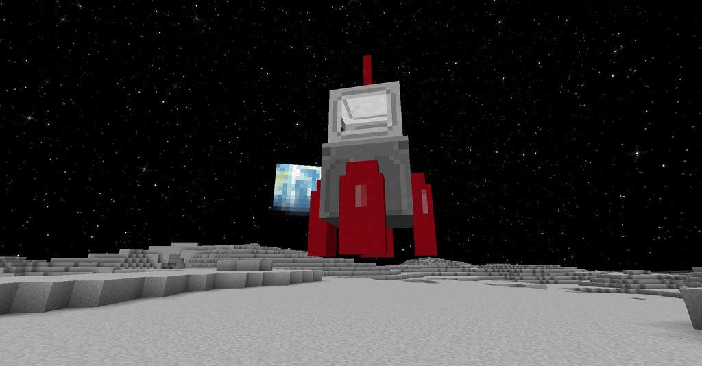 Moon and Space Mod  - Screenshot 3