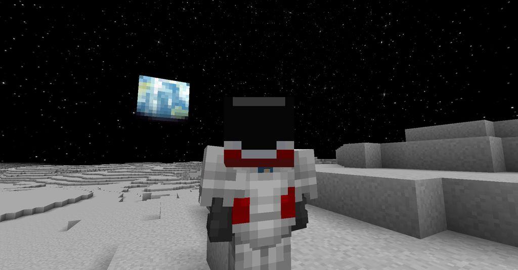 Moon and Space Mod  - Screenshot 4