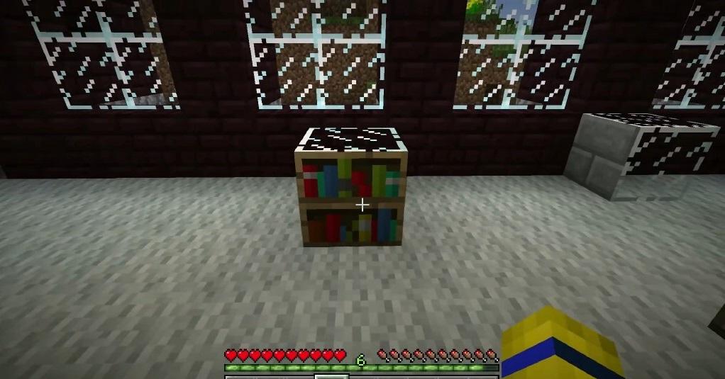 Secret Rooms Mod 1.17 | 1.16.5 | 1.15.2 - Minecraft Mod Download - Screenshot 1