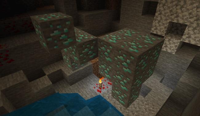 Top 5 Best Bedrock Diamond  Seeds 1.17 - Strike 15