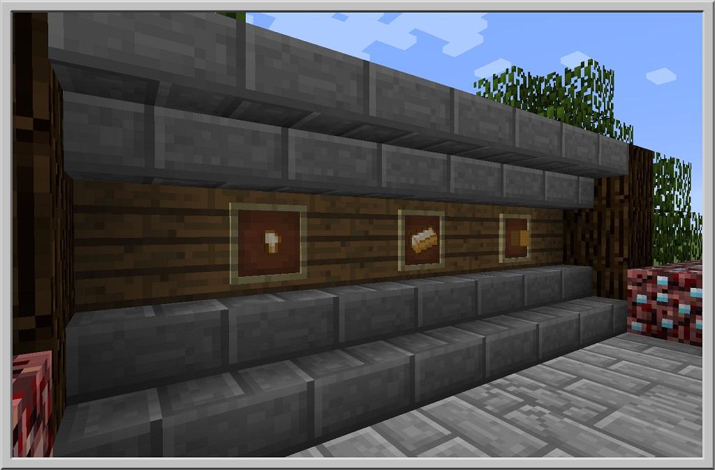 Basic Nether Ores Mod - Screenshot 2