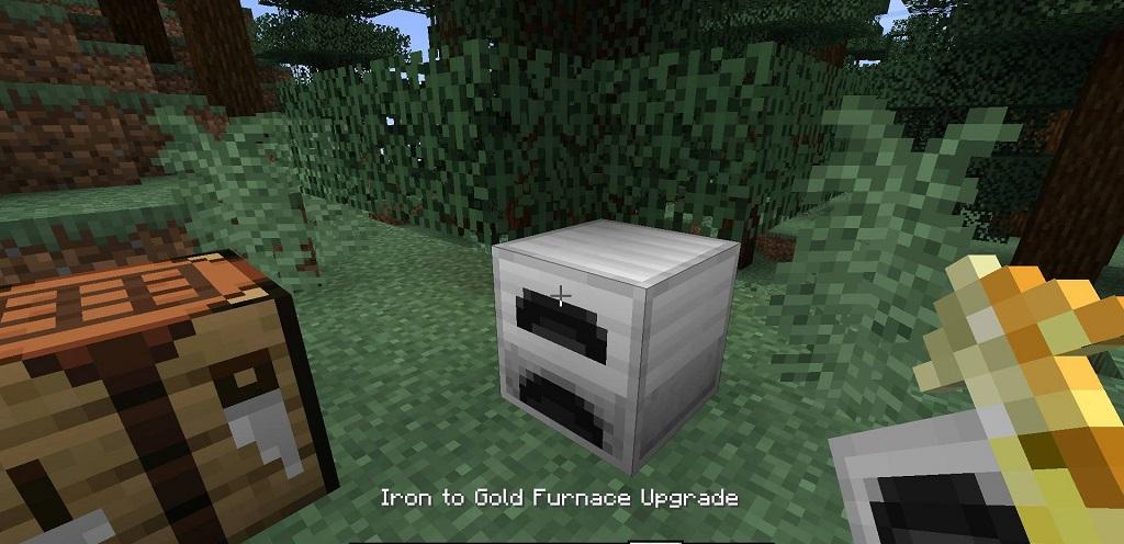 Iron Furnaces Mod - Screenshot 2