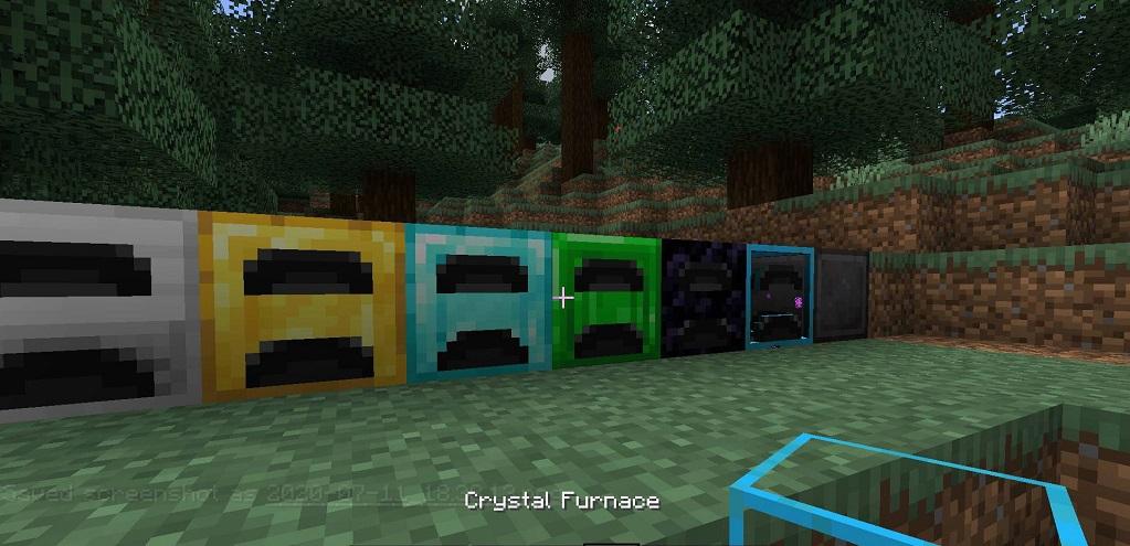 Iron Furnaces Mod - Screenshot 4