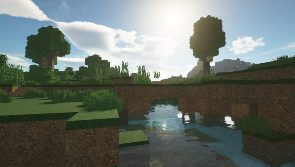 SEUS PTGI for Minecraft 1.17.1 |1.16.5  - Screenshot 1