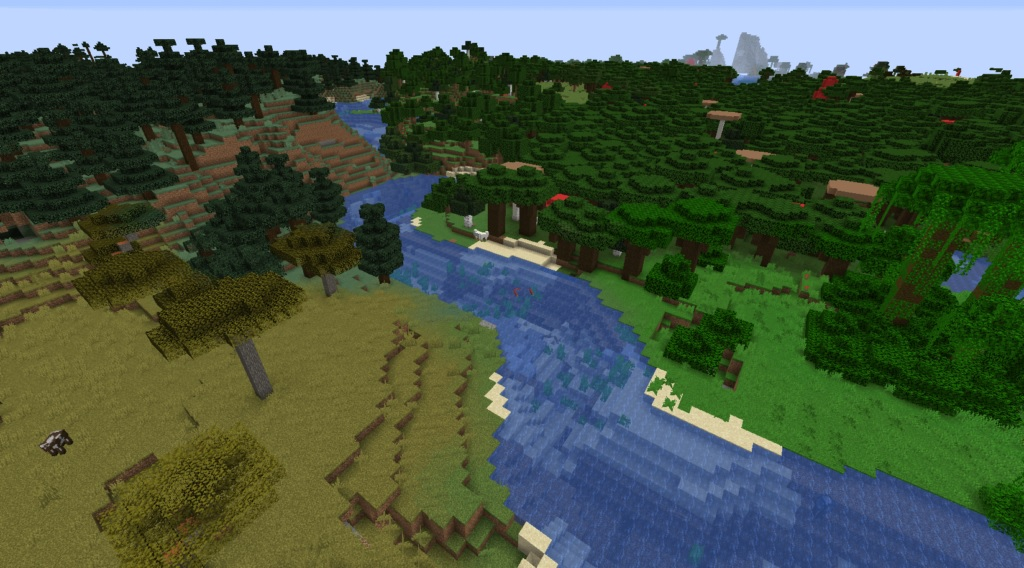 Top 15 Best Java Seeds 1.17.1 | 1.16.5 for Minecraft in 2021