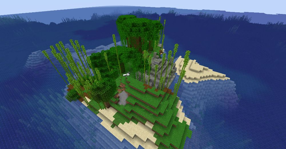 Bamboo Island - Top 5 Best Java Island Seeds